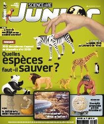Science & Vie Junior : Parce que la curiosité est un très beau défaut !   La presse en ligne   Scoop.it