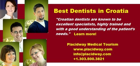 Best Dentists in Croatia   Medical Tourism   Scoop.it