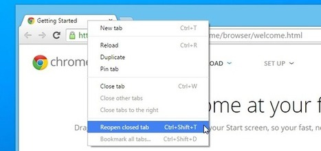 Tab Overload: 10 Tips For Working With Lots of Browser Tabs (Great tips to save you time!) | Library Evolution (and Makerspaces) | Scoop.it