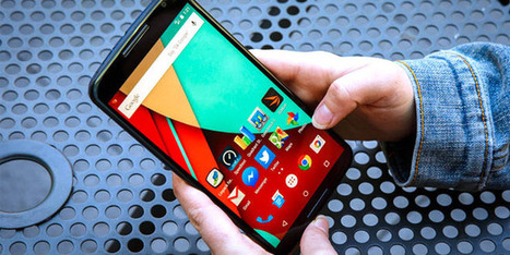 Nexus 6 llega a eBay y Amazon antes del evento de Google | Tecnología e Internet | Scoop.it