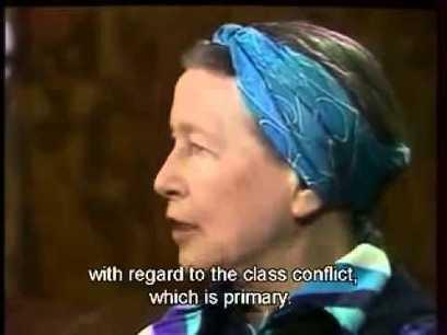 Simone de Beauvoir: 1975 Interview (English Subs) - YouTube | Bérengère Chapuis | Scoop.it