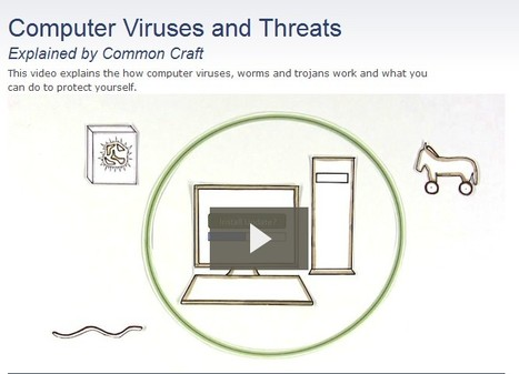 Computer Viruses and Threats | The Slothful Cybrarian | Scoop.it