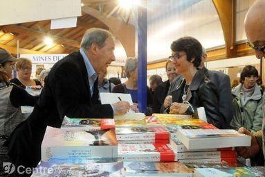 Foire du livre 2013 : l'auteur qui a vendu le plus de livres est... | Romans du Terroir | Scoop.it