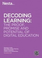 Decoding Learning | Nesta | Evidence of #GBL at primary | Scoop.it