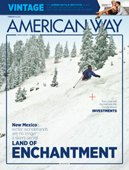 American (Airlines) Way Cover Story: New Mexico's Winter Wonderlands Are No Longer a Skier's Secret | Tourism Social Media | Scoop.it