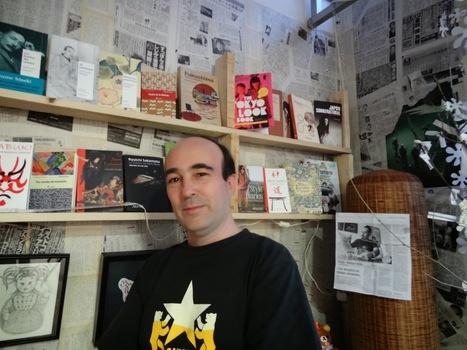 Entrevista a Daniel Aguilar, autor de Japón sobrenatural | Lo que viene siendo una documentalista | Lo que viene siendo una documentalista | Scoop.it