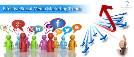 Some Effective Social Media Marketing Trends That You Should Follow To Improve Your Business | Web Design, Development and Digital Marketing | Scoop.it