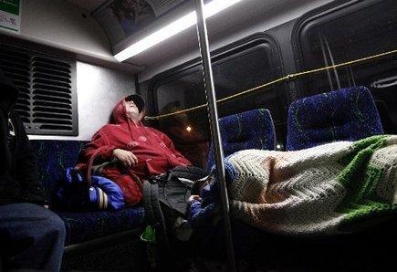 Readers respond to the homeless man and daughter on Santa Clara VTA bus | SocialAction2015 | Scoop.it
