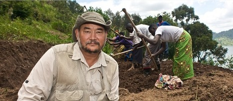 """John D. Liu Interview on permaculture: """"It is possible to rehabilitate large-scale damaged ecosystems."""" 