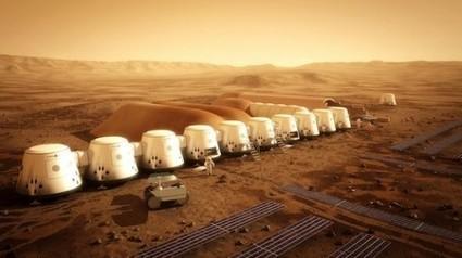 ONE-WAY TRIP TO MARS | Strange days indeed... | Scoop.it