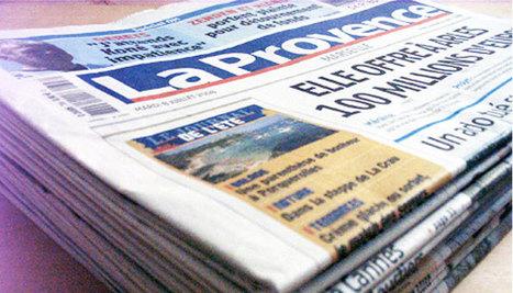 Tapie va faire de La Provence une entreprise familiale   Mediapeps   Scoop.it