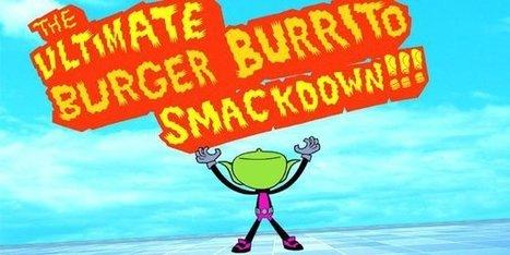 New Teen Titans Go! Clip: Burger vs. Burrito | Cartoons for Kids | Scoop.it