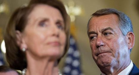 Pelosi to Boehner: Treat us 'fairly' on seats | SWCHS A2 Government and Politics | Scoop.it