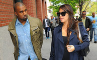 Kim Kardashian : Kanye West a peur de sortir avec North West | Starsnews | Scoop.it