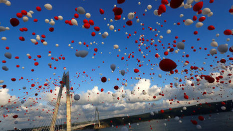 D'une rive à l'autre (1/4) : Turquie, Russie : ces ponts qui font nation | L'Europe en questions | Scoop.it