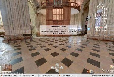Le tour de la cathédrale de Sens à 360 degrés - L Yonne ...   Sens & Sénonais Tourisme   Scoop.it
