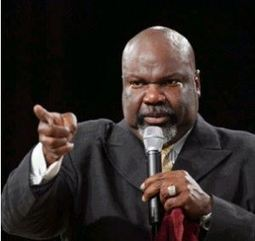 BOOK BUZZ: TD Jakes' 'Instinct' Is New York Times' No. 1 Best ...   TD Jakes   Scoop.it