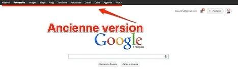 Google abandonne sa barre d'outils et opte pour un lanceur d'applications   François MAGNAN  Formateur Consultant   Scoop.it