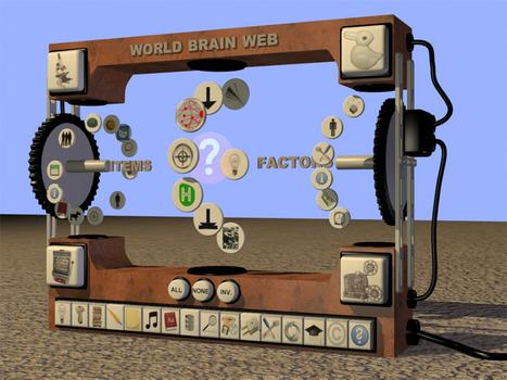 World Brain Web | Creativity | Scoop.it
