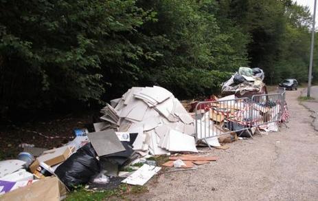 Les forêts franciliennes envahies par les déchets de chantier | Divers | Scoop.it