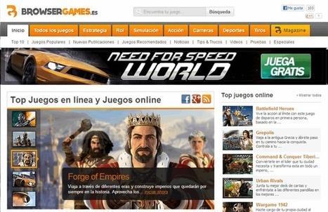 Juegos online gratuitos en BrowserGames | Las TIC y la Educación | Scoop.it
