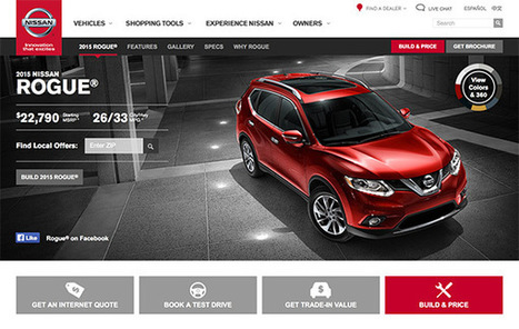 The $240,000 Nissan Rogue Social Marketing Event That Didn't Happen- Curagami | MarketingHits | Scoop.it