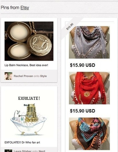 Will Pinterest Push Into E-Commerce? | ClickZ | Everything Pinterest | Scoop.it