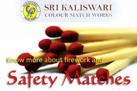 Know more about firework and safety matches | Chemicals, pharmaceuticals, plastics in India | Scoop.it