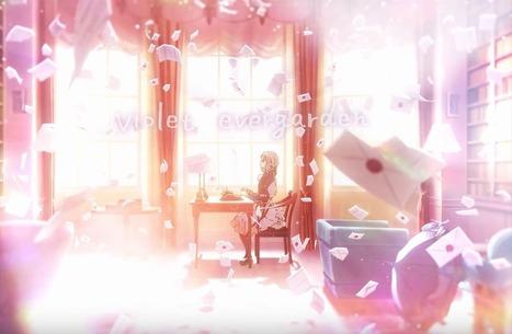 The Trailer for Kyoto Animation's Violet Evergarden is Finally Here | <3 ANIME <3 | Scoop.it