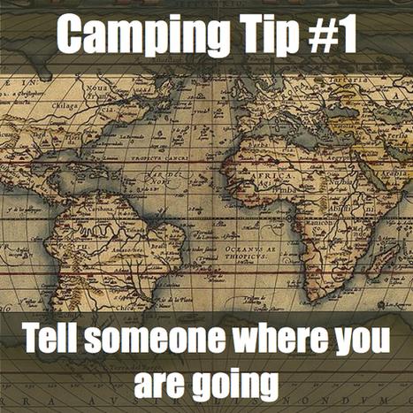 10 Brilliant Camping Tips From Reddit Users - 50 Campfires | RV Life via Hidden Valley RV | Scoop.it