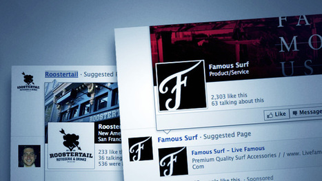 Facebook Testing Suggested Page Ads in News Feed | In PR & the Media | Scoop.it