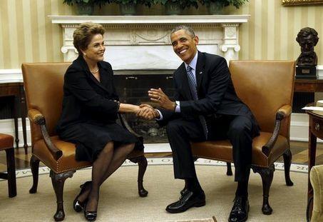 Au Brésil, la NSA a espionné Dilma Rousseff et ses ministres   Libertés Numériques   Scoop.it
