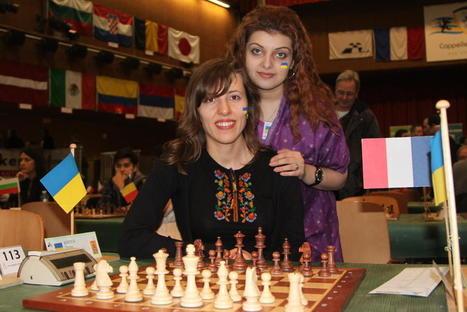 Cappelle-la-Grande: à l'Open d'échecs, les joueurs ukrainiens manifestent ... - La Voix du Nord | Jeu d'échecs généralités | Scoop.it