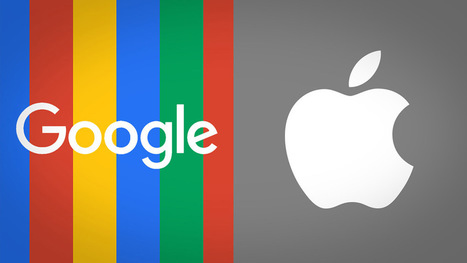 Apple vs Google And The Future Of Tech | Learning - Social Media - Innovation | Scoop.it