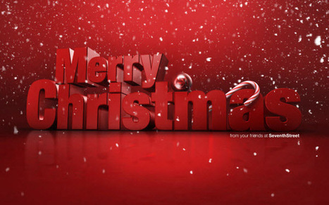 50+ Beautiful Christmas Wallpapers For Desktop | Graphic Design | Scoop.it