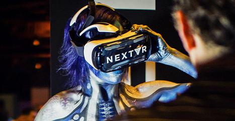 NextVR Raises $30.5M for VR Live Streaming - UploadVR | Virtual Reality VR | Scoop.it