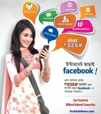 How To Use Facebook Without Internet Connection from mobile anywhere | New Tech News | Scoop.it