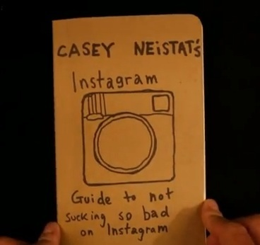 "Filmmaker explains how to ""not suck so bad at Instagram"" 