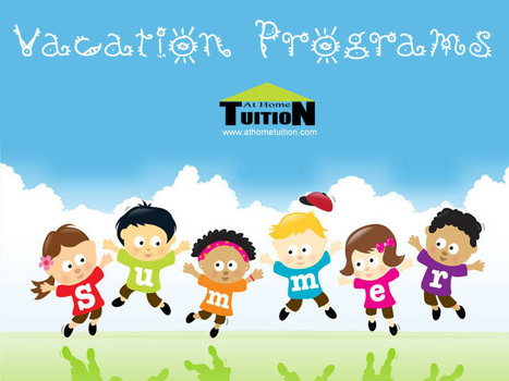 vacation programs | Online Tutoring | Math, English, Science Tutoring | Scoop.it