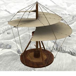 IL Y A 1 AN...Dassault Systèmes et le Château du Clos Lucé lancent un concours de reconstitution 3D des inventions de L. de Vinci | Clic France | Scoop.it