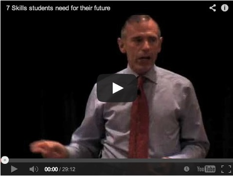 Video – 7 Skills students need for their future | Humanities AT2 | Scoop.it
