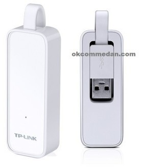 Tplink UE300 Adapter USB to Ethernet Lan | TOKO KOMPUTER ONLINE DIMEDAN | Scoop.it