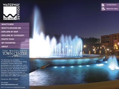 Newton publishes new Waterway Square App - Newton Design & Marketing Blog | Newton Marketing Forum | Scoop.it
