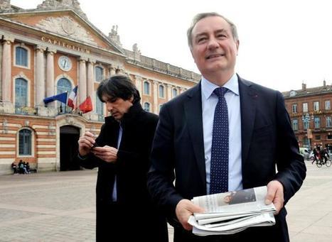 Mairie, métropole, Tisséo :  ce que va faire Jean-Luc Moudenc à Toulouse | Veille | Scoop.it