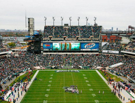 5 NFL Stadiums Scoring Energy Efficiency Touchdowns | EarthTechling | Sports Facility Management - 4353386 | Scoop.it