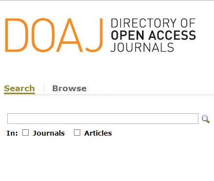 DOAJ: Directory of Open Access Journals | Biblioteca | Scoop.it