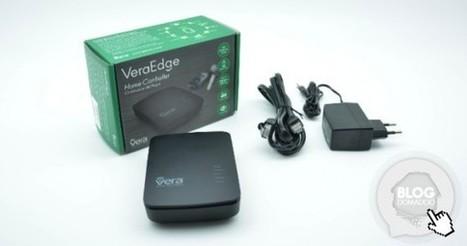 Guide d'installation de la box domotique VeraEdge de VERA CONTROL - News Domotiques by Domadoo | Hightech, domotique, robotique et objets connectés sur le Net | Scoop.it