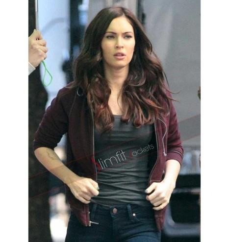 Teenage Mutant Ninja Turtles Megan Fox Jacket | Replica Movies Leather Jackets | Scoop.it