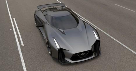 Supercar Nissan Concept 2020 Vision Gran Turismo Revealed - Autospress.com | otomotive news | Scoop.it