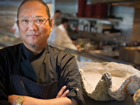 Chef Masaharu Morimoto headlines the Breeders' Cup's Inaugural Taste of Napa Valley | Horse Racing News | Scoop.it